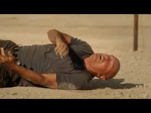 Lost Deleted Scene: Season 5, Episode 7 (John Locke In Desert)