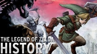 History of - The Legend of Zelda (1986-2013)