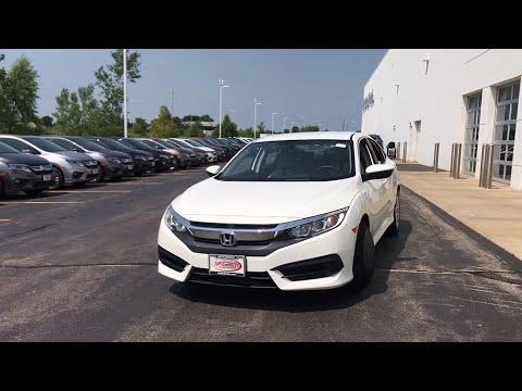 2016 Honda Civic Elgin, Schaumburg, Barlett, Barrington, Hoffman Estate, IL PE1642