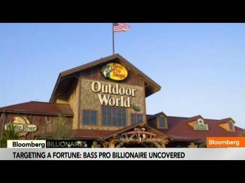 Hidden Billionaire Uncovered At Bass Pro Shop