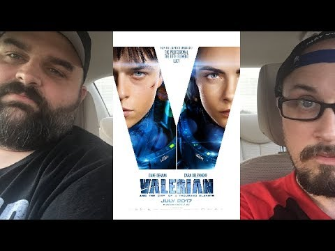 Midnight Screenings - Valerian and the City of a Thousand Planets