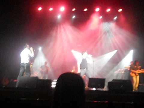 Concierto de Andy & Lucas en Cádiz 9/05/14 - Carita Morena ♫