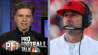 Statistical oddities: 49ers wins with weird formula vs Giants | Pro Football Talk | NBC Sports
