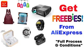 Get Free Products For Review From Aliexpress | Aliexpress Freebies | Get Free Review Units |