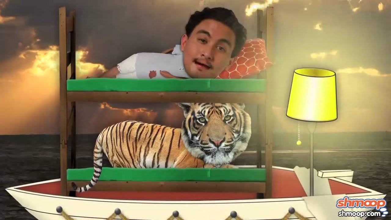 Life of pi summary by shmoop for Life of pi explained