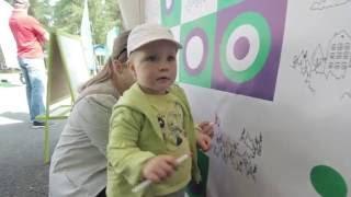 Городские праздники Мегафон г. Челябинск(Рекламное агентство