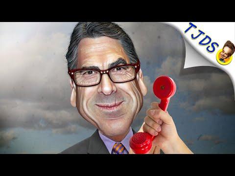 "Rick Perry Calls Methane ""Freedom Gas""."