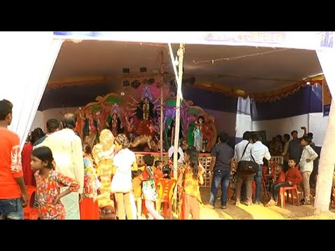 Hindu refugees celebrate religious festival in Bangladesh camp