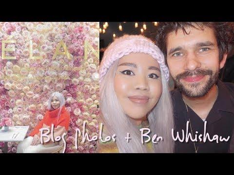 BLOG PHOTOS + BEN WHISHAW | VLOG | Andini Ria ♡