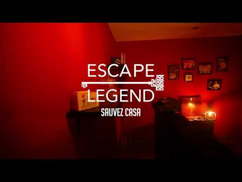 "Escape Legend - Escape room ""Sauvez Casablanca"""