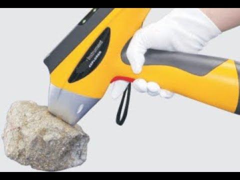 Portable Handheld XRF Analyzer Gun