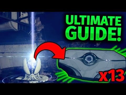 ULTIMATE GUIDE To Debris of Dreams Mysteries and Data Caches!!