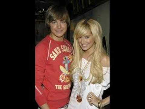 zac efron vanessa hudgens and ashley tisdale