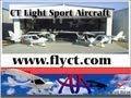 CTLS light sport aircraft, Airtime Aviation, Rocky Mountain Light Sport Expo.