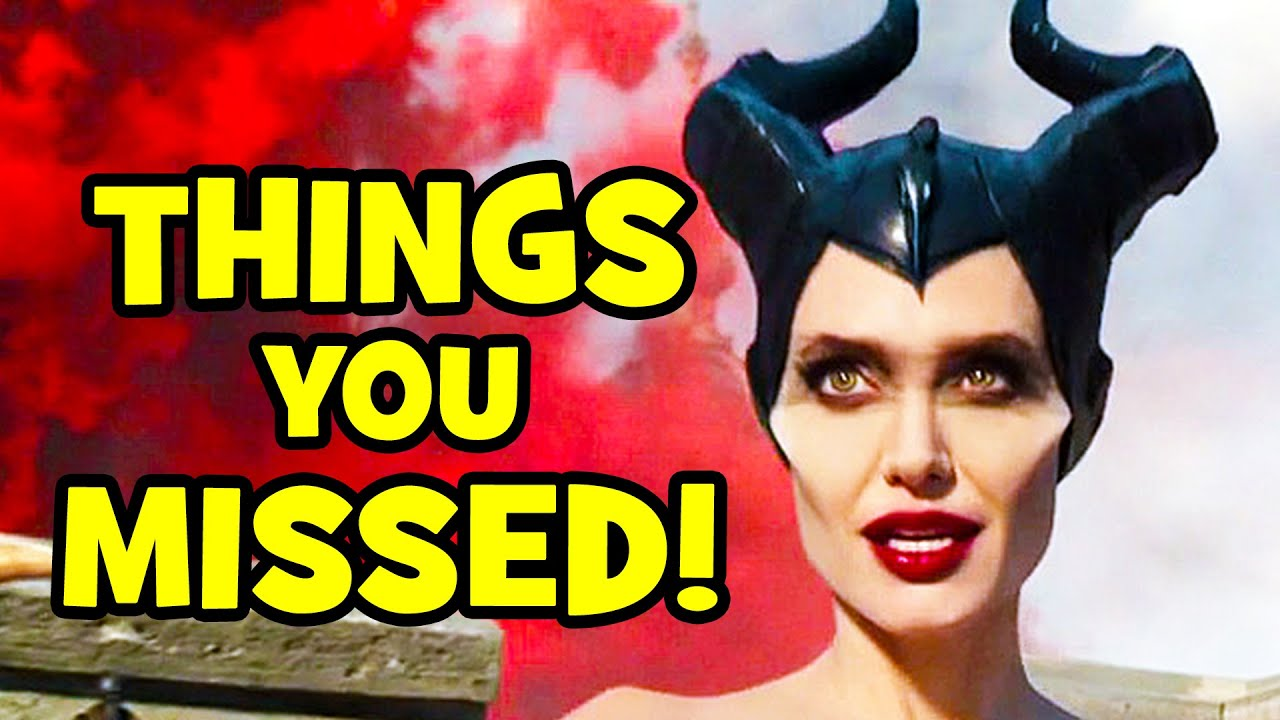 12 Amazing Easter Eggs In Maleficent 2 Mistress Of Evil