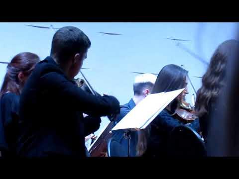 Всероссийский юношеский симфонический оркестр п/у Юрия Башмета