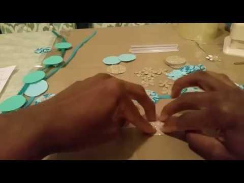 DIY Hanging Paper Garlands Super Fun and Easy Crafts