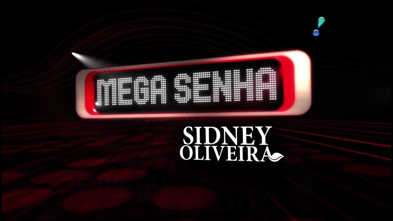 Resultado de imagem para mega senha sidney oliveira