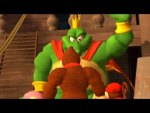 Donkey Kong  -  King K  Rool Returns (SFM)