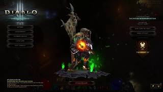 Diablo 3 Gameplay 1-19-18   This is a six year old game!