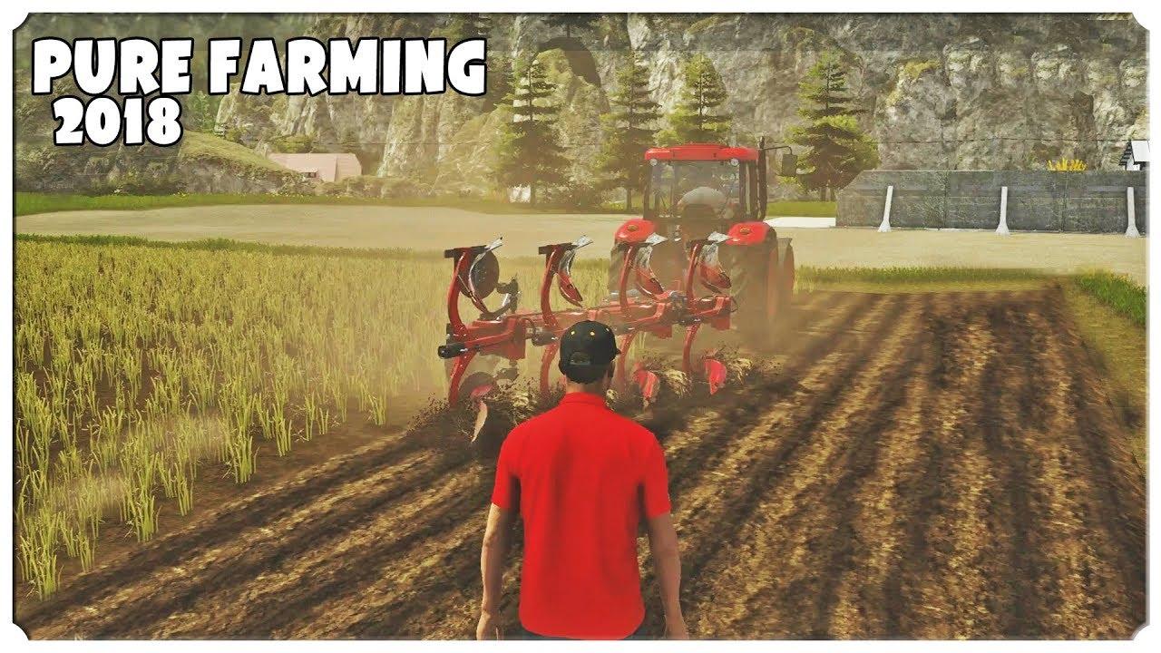PURE FARMING 2018 – PIERWSZE WRAŻENIA! (PREVIEW)