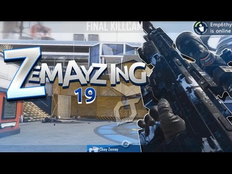 road to the first shot in aw for faze 1 doovi