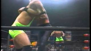 3-30-98 Mike Enos and Wayne Bloom vs High Voltage