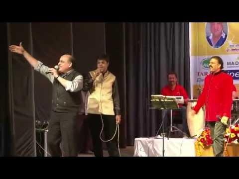 Parda hai parda...with Shahid Rafi ji , Pradeep pandit ji & Kshitij laad