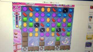 Candy Crush Saga level 368 no boosters