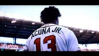 """Ronald Acuna Jr. Highlights - """"Sunflower"""" HD"""