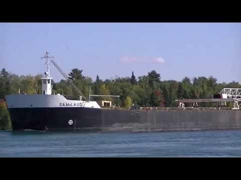 Sam Laud American Steamship Company Self-Unloading Bulk Carrier SSM 2014