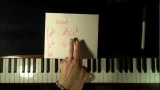 How to Play:  Jar of Hearts Piano Tutoral