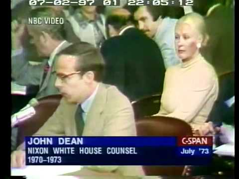 Watergate Hearings: John Dean's Opening Statement (1973)