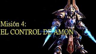 Misión 4: El Control de AMON Starcraft II: Legacy of the Void en Español