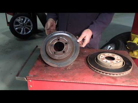 Coated Rotors Discussion