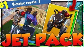 THIS JET PACK ME DO DO TOP 1 A 100% - FORTNITE