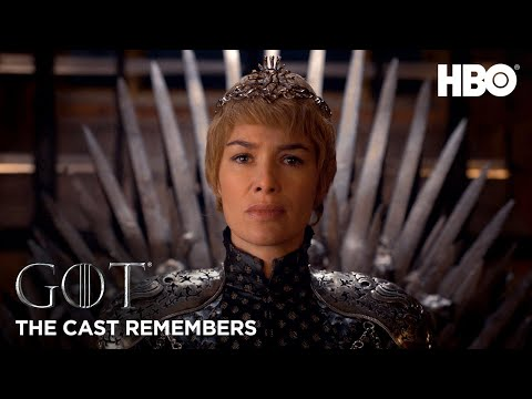 The Cast Remembers: Lena Headey on Playing Cersei Lannister | Game of Thrones: Season 8 (HBO)
