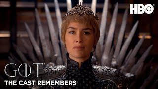 Download The Cast Remembers: Lena Headey on Playing Cersei Lannister | Game of Thrones: Season 8 (HBO) Mp3 and Videos