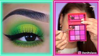 Makeup NEON para você se INSPIRAR💚❤THE BEST NEON MAKEUP LOOKS From Instagram 2020
