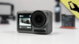 Az első DJI akciókamera | OSMO Action bemutató