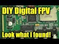 DIY SD digital FPV -- the search for suitable chips (part 1)