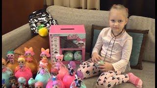 ЗОЛОТАЯ кукла 24 ГОЛД !!! Алиса нашла УЛЬТРА редкую куклу ЛОЛ !!!