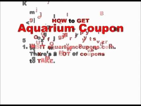 Get oklahoma aquarium coupons