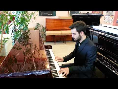 Necdet KURU - Bir Demet Tiyatro Piyano Cover
