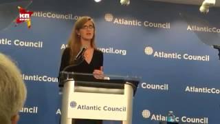 Саманта Пауэр обвиняет Россию в хакерских атаках