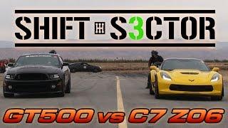 C7 Z06 vs