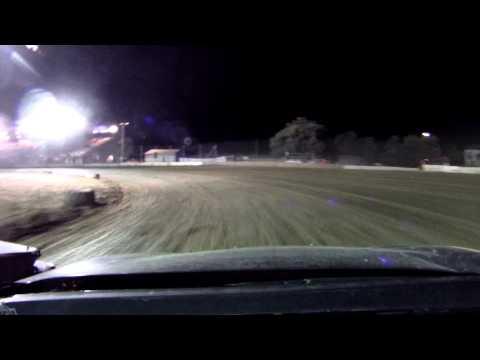 El Paso County Raceway 9/26/15 Hornets Flip