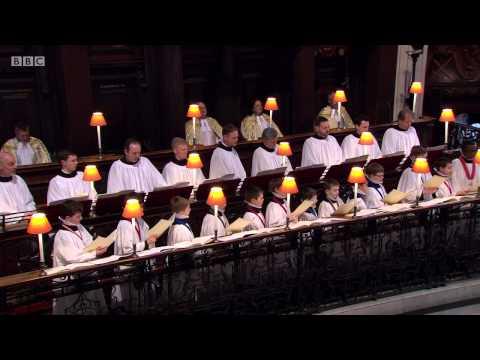 Maurice Duruflé (1902 - 1986) - Requiem II: Kyrie - Op.9. St. Paul's Cathedral, London (c) BBC 2015