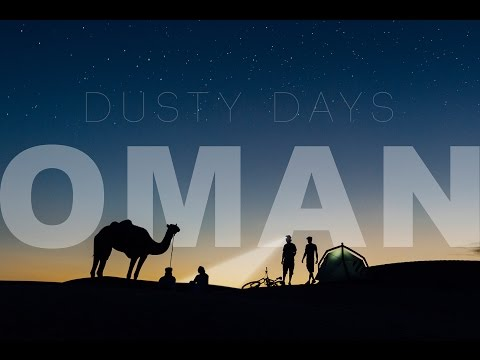 DUSTY DAYS OMAN