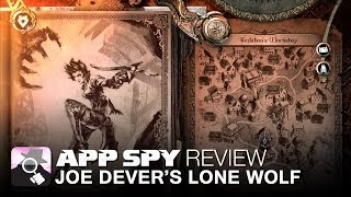 Joe Dever's Lone Wolf iOS iPhone / iPad Gameplay Review - AppSpy.com